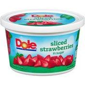 Dole Sliced Strawberries in Sugar