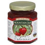 Colorado Mountain Jam Jam, Organic, Strawberry