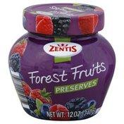 Zentis Preserves, Forest Fruits