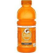 Gatorade G Zero Orange Thirst Quencher (12 - 20 Fluid ) 240 Fluid  12  Plastic Bottles