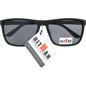 Hitman Sunglasses, Rub Black