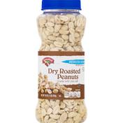 Hannaford Low Salt Dry Roasted Peanuts