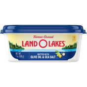 Land O Lakes Spreadable Butter with Olive Oil and Sea Salt