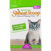 Swheat Scoop Multi Cat Natural Clumping Litter
