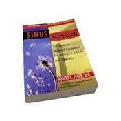 Nutri Books Sinus Survival: The Holistic Medical Treatment for Allergies, Colds, and Sinusitis