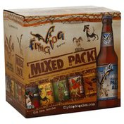Flying Dog Beer, Mixed Pack