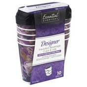 Essential Everyday Cups & Lids, Insulated Beverage, Designer