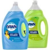 Dawn Dishwashing Liquid Dish Soap Original Scent & Antibacterial Dish Soap