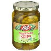 Shurfine Bread & Butter Chips