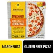 California Pizza Kitchen Margherita Gluten Free Crust Made with Chickpeas Frozen Pizza
