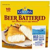 Gorton's Beer Battered Crispy Fish Fillets