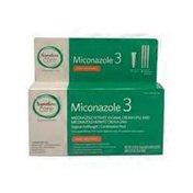 Signature Miconazole 3, 3-Day Treatment, Combination Pack