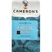Camerons Coffee, Ground, Medium Roast, Fireside Blend