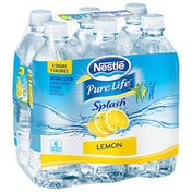 Nestlé Pure Life Lemon Splash Water Beverage