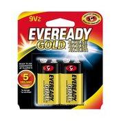 EVEREADY Alkaline 9V Batteries, 9 Volt Batteries