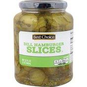 Best Choice Dill Hamburger Slices