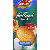 Vandermeulen Holland Toast, Original