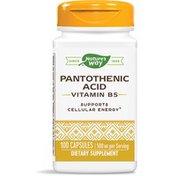 Nature's Way Pantothenic Acid