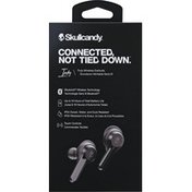 Skullcandy Earbuds, Truly Wireless, Indy