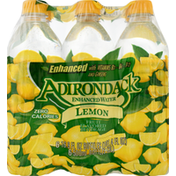 Adirondack Enhanced Water, Lemon