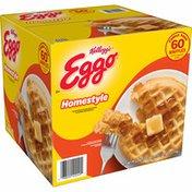 Eggo Frozen Waffles, Easy Breakfast, Homestyle