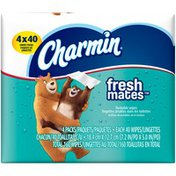 Charmin Freshmates Refill Pack, Fresh Wipes