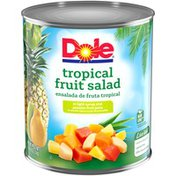 Dole Tropical Fruit Salad in Light Syrup and Passion Fruit Juice