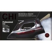 CHI Iron, Professional