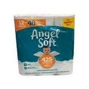 Angel Soft Large Chimney Bath Tissue Mega Roll