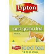 Lipton Iced Green Tea, Citrus