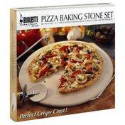 Bialetti Pizza Baking Stone Set