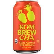 Kombrewcha Mango Pineapple Hard Kombucha