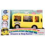 Little Tikes Bounce & Sing Buster