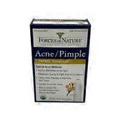 Forces of Nature Acne/Pimple Homeopathic Intensive Roll On Remedy