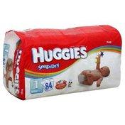 Huggies Diapers, Size 1 (8-14 lb), Disney Baby, Mega