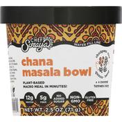 Chef Soraya Chana Masala Bowl