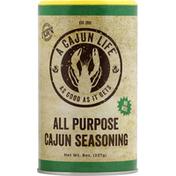 A CAJUN LIFE Seasoning, All Purpose Cajun