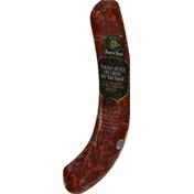 Boar's Head Sausage, Uncured Dry, Italian Style