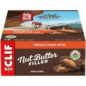 CLIF BAR Nut Butter Filled Energy Bar Chocolate Peanut Butter (Case)