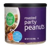 Food Club Roasted Party Peanuts