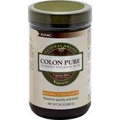 GNC Colon Pure, Natural Citrus Flavor
