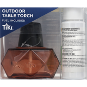 Tiki Table Torch, Outdoor