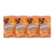 Froose 100% Natural Beverage Boxes Playful Peach - 4 CT