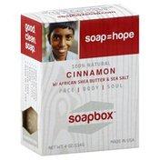 Soapbox Soap, Cinnamon