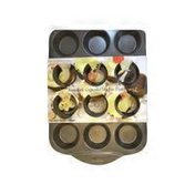 Norpro 12 Cups Non Stick Muffin Pan
