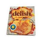 Houghton Mifflin Harcourt Delish: Eat Like Every Day's the Weekend Hardcover