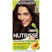 Nutrisse® Nourishing Hair Color Creme Darkest Golden Brown