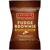 Larabar Fudge Brownie, Peanut Butter Cocoa