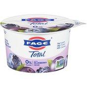 FAGE Milkfat Greek Strained Yogurt with Blueberry Acai