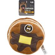 Companion Pancakes Dog Toy